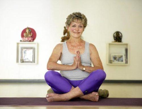 Yoga pode ser um antidepressivo natural